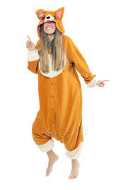 amazon prime halloween costumes amazon com corgi kigurumi adults clothing