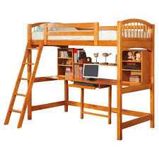Beds With Bookshelves Bookcase Bunk U0026 Loft Beds You U0027ll Love Wayfair