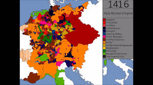 Map Of The Roman Empire The Holy Roman Empire Every State Every Year Youtube