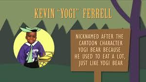 yogi bear flasterstein yogi ferrell yogi bear youtube