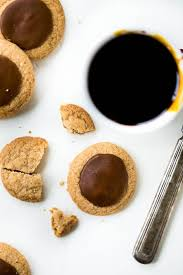 whipped shortbread with molasses glaze food faith fitness