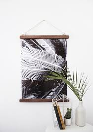 hanging picture frames ideas diy hanging half frame design sponge