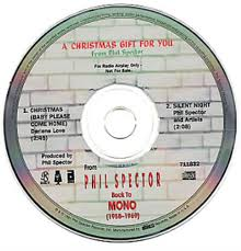 phil spector a christmas gift for you sampler usa promo 5