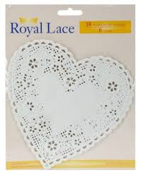 heart shaped doilies white paper heart shaped doilies on toot sweet 4 two