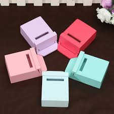 1pcs 1 12 scale colorful mailbox ornaments gadget doll house