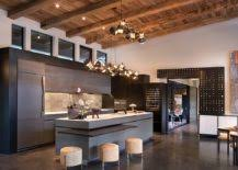 Kitchens With Concrete Floors A Sustainable And Durable Trend