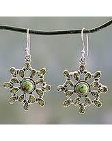 Peridot Chandelier Earrings Bargains On Peridot Chandelier Earrings U0027starlight U0027 India