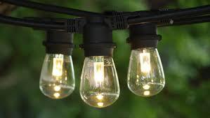 custom led string lights commercial grade outdoor led string lights partylights