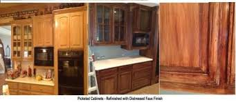 Pickled Cabinet Finish Kitchen Archives Page 4 Of 9 Vip Services Painting U0026 Improvements