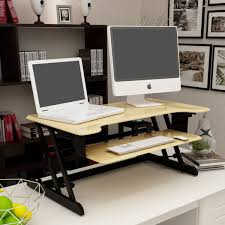 Standard Desk Height Us Smug Plus Standing Desk U2013 Smugdesk Height Adjustable Standing Desk