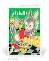 happy easter cards vintage easter cards harrison greetings business greeting cards
