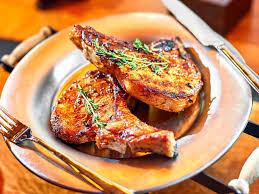 comment cuisiner des cotes de porc côtes de porc au curry et au miel recette de côtes de porc au