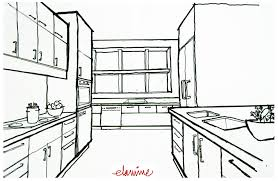Designing A Restaurant Kitchen by 28 Kitchen Design Sketch Not Fully Rendered Renderings Can