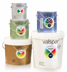 valspar paint on packaging of the world creative package design