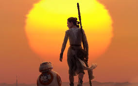 rey bb 8 star wars the force awakens 64 wallpapers u2013 hd desktop