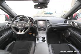 jeep grand cherokee red interior 2014 jeep grand cherokee interior 005 the truth about cars