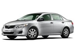 cars made by toyota toyota corolla sedan silver color car picture site