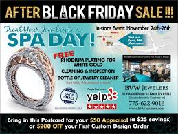 skip black friday madness treat your jewelry to a spa day at bvw