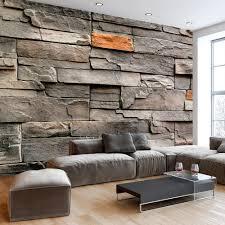 Schlafzimmer Mit Holz Tapete Fototapeten Steine Ebay