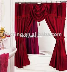 How To Make Curtain Swags How To Make A Swag Curtain Valance Curtain Menzilperde Net