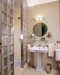 Pedestal Sink With Towel Bar Terrific Cottage Style Bathroom Tile For Mosaic Ceramic Wall With