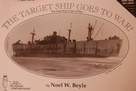 plaque would recall target ship news wicked local cape cod