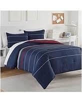 Penguin Comforter Sets Savings On Original Penguin Brody Comforter Set Full Queen Blue