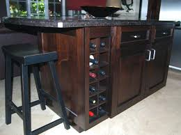 kitchen island with wine rack kitchen island wine rack target threshold with cart inspiration