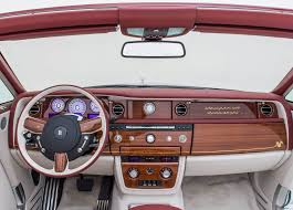 roll royce car inside rolls royce u0027s wisdom collection has 7 bespoke models just for abu