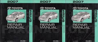 2004 2008 toyota prius bentley repair shop manual