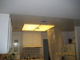 Kitchen Light Diffuser - fluorescent lights modern fluorescent light fixture lens cover