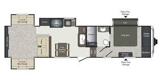 Fifth Wheel Trailers Floor Plans by 2017 Keystone Laredo 342rd Fifth Wheel 0141l5 Big Adventure Rv