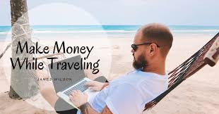 how to make money traveling images Make money while travelling all over the world png