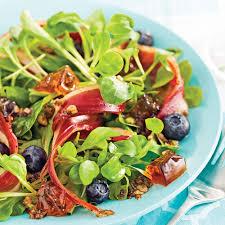 cuisine santé express salade de canard fumé à la gelée d érable entrées et soupes