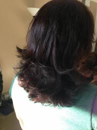 step cutting hair pictures steps to cutting hair black hairstle picture
