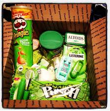 care package for college student care package ideas for your college student st patty care
