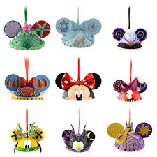 who wouldn t a disney tree mickey ears ornaments are
