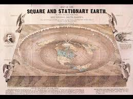 flat earth fact or fiction what does the bible say