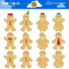 christmas gingerbread man clipart cheminee website