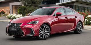 2017 Lexus Is Model Range Pricing And Specs New Looks And More