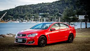 holden ssv auto review 2016 holden commodore vfii ss v redline