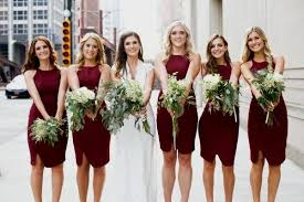 wine bridesmaid dresses naf dresses