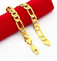 2015 men s jewelry 8mm 60cm new arrival power necklaces cheap mens 24k gold bracelets find mens 24k gold bracelets deals
