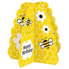bumblebee decorations bumble bee birthday centerpiece decoration childrens