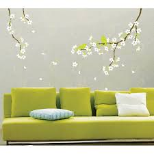 Furnitures Beautiful Design Big Wall Nature Decoration Idea Big