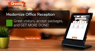 greetly the receptionist app for android startus