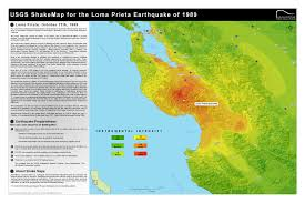 Ca Wildfire Map 2014 by Loma Prieta Earthquake 1989 V2 U2013 Digital Mapping Solutions