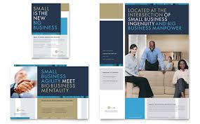 templates for business consultants small business consulting flyer ad template design
