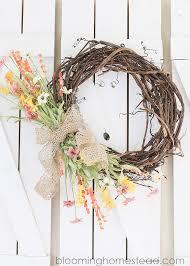 diy spring decorating ideas 10 diy spring decor ideas resin crafts