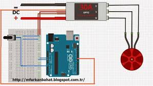 brushless motor control with arduino m furkan bahat